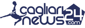 Cagliari News 24 logo footer