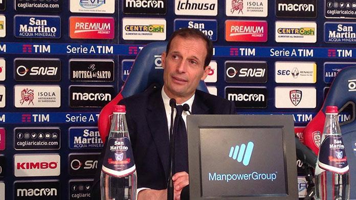 Cagliari-Juve, la diretta: 0-0
