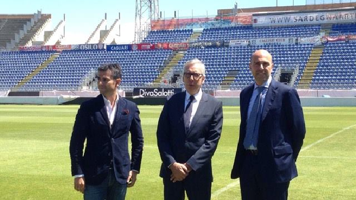 Cagliari, Sardegna Arena nuovo stadio