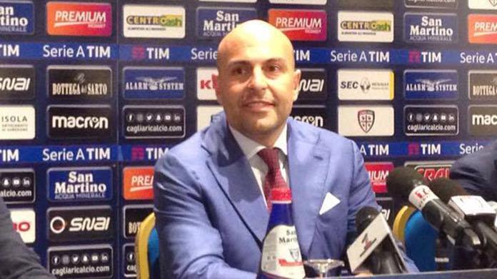 Cagliari, Giulini: