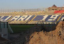 Sardegna Arena lavori