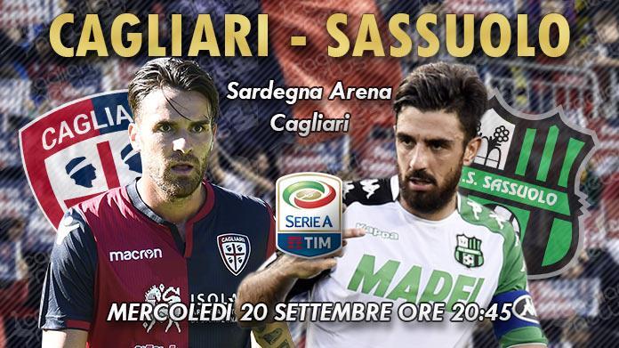 Sassuolo, la conferenza stampa di Cristian Bucchi