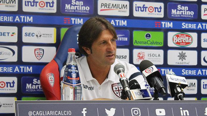 News Cagliari, Rastelli sorride: importante recupero per il Genoa