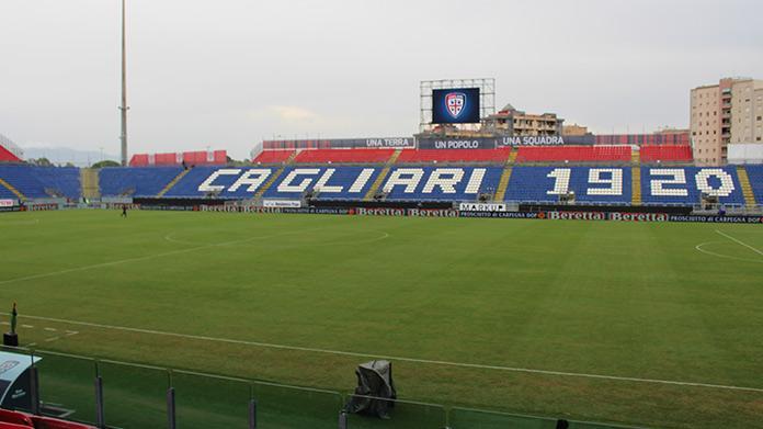 Cagliari-Crotone 1-0: Sau-gol, è festa grande nel nuovo stadio