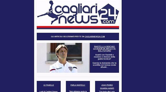 newsletter cagliarinews24