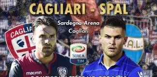 cagliari-spal highlights