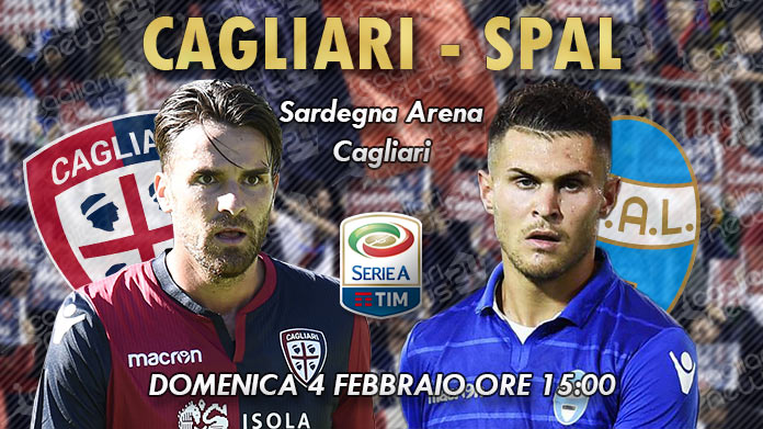 cagliari-spal highlights