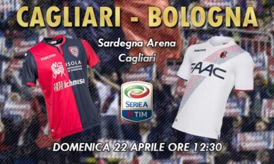 cagliari-bologna highlights