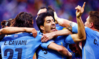 uruguay mondiali