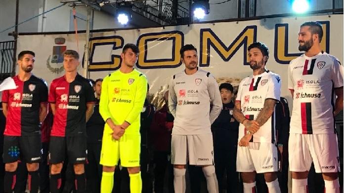 Cagliari maglie serie a