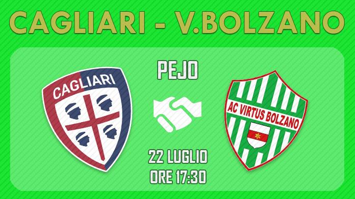 Cagliari-Virtus Bolzano
