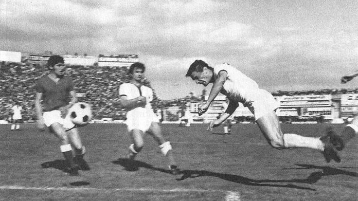 Gigi Riva gol Cagliari Bari