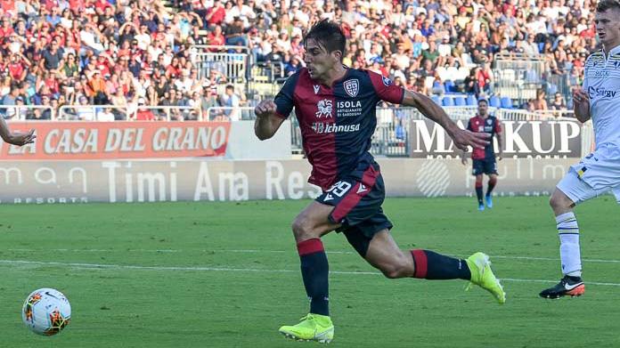 Simeone Cagliari Hellas Verona