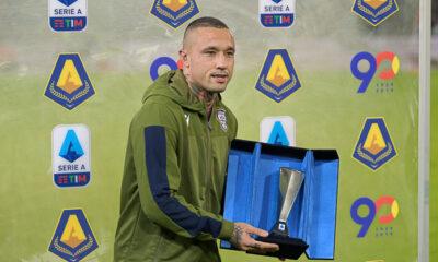 Nainggolan MVP