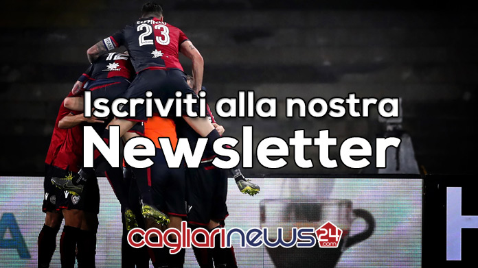 Cagliari News 24 Newsletter