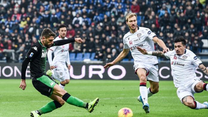 Sassuolo-Cagliari 2-1: tabellino e cronaca in diretta LIVE - Cagliari ...