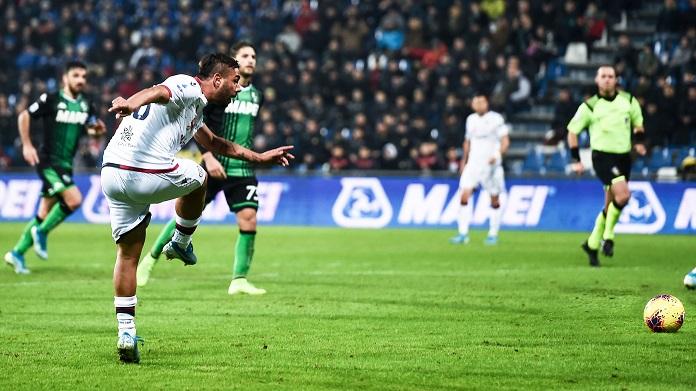 Sassuolo-Cagliari 2-2, Ragatzu agguanta il pareggio in extremis ...