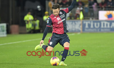 Nandez Cagliari Parma serie a