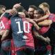 Cagliari esultanza vs Parma