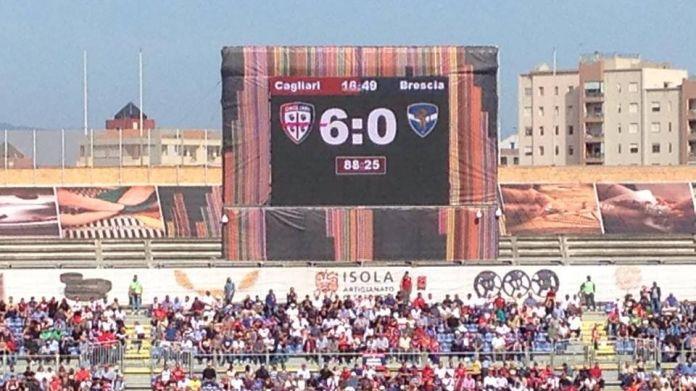 Cagliari Brescia