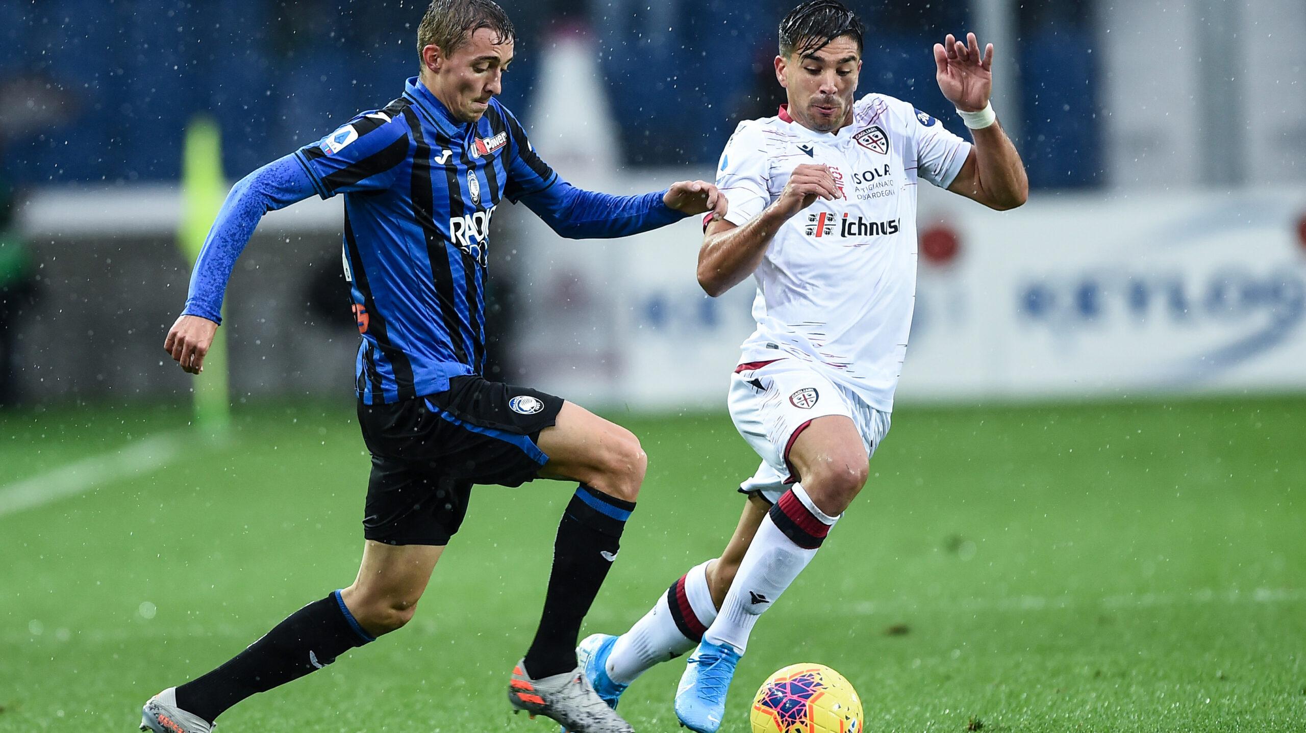 Cagliari Atalanta Simeone