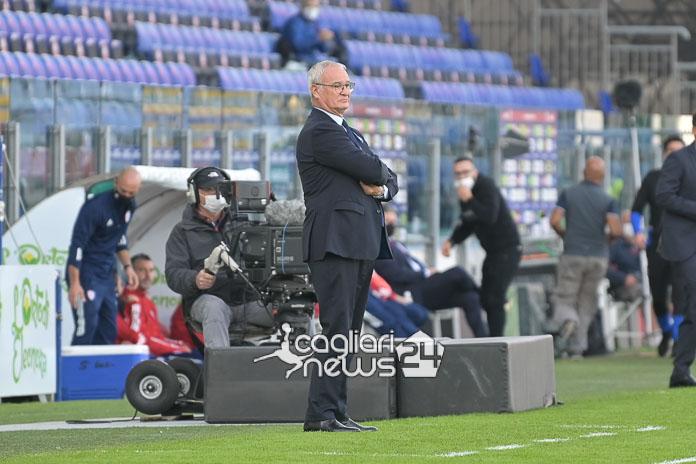 Ranieri Cagliari Sampdoria