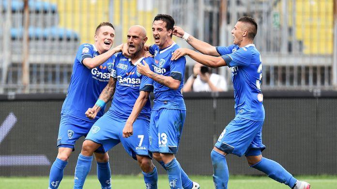 Serie A, Cagliari show al S. Elia: Empoli ko 3-2, toscani tremano