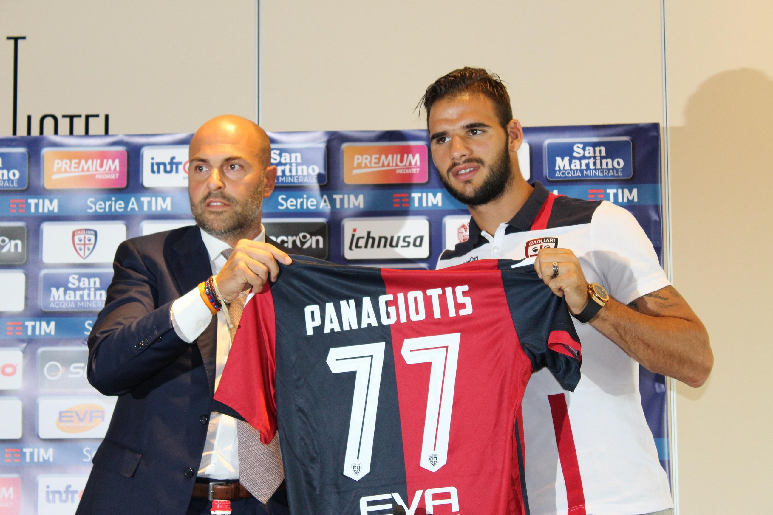 Tachtsidis ha scelto la maglia numero 77